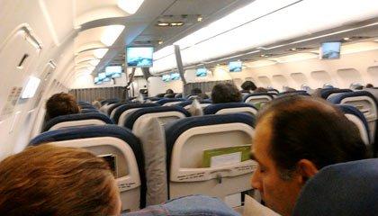 Avião TACA - Capa