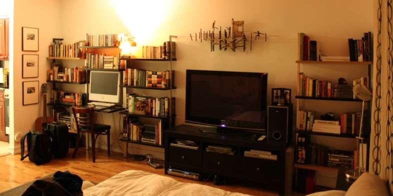Apartamento alugado em Nova York