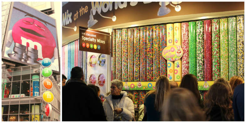M&M's World, uma loja divertida em NY para visitar