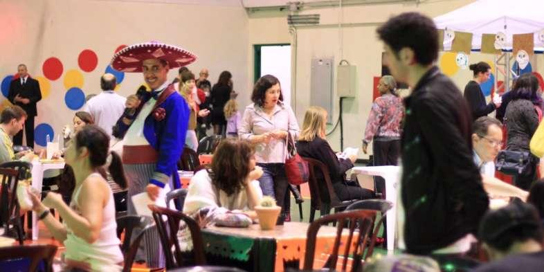 Festa mexicana no SESC Consolação