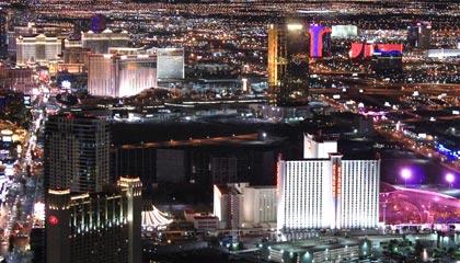 Stratosphere em Las Vegas - Capa