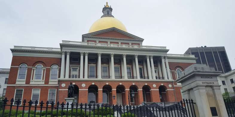 Sede do governo de Massachusetts
