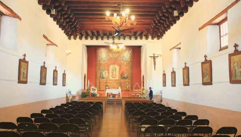 O Santuário de Guadalupe é o mais antigo nos EUA dedicado à Nossa Senhora de Guadalupe