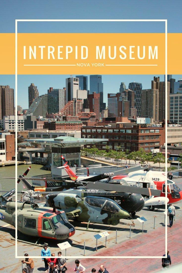 Intrepid Museum no Pier 86