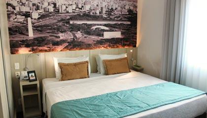 Quality Suites Oscar Freire: muito conforto e localização ideal!