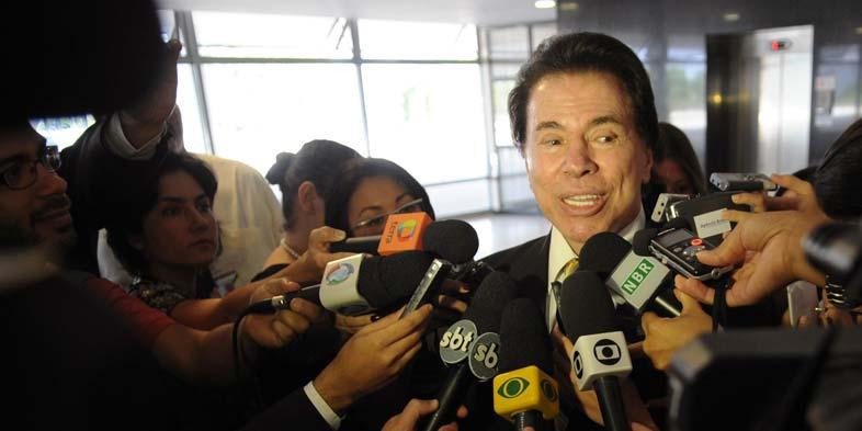 Silvio Santos vem aí chega para o MIS encerrar o ano com chave de ouro. Foto: Antonio Cruz (CC-BY)