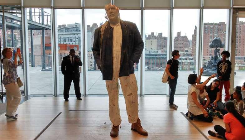 O que fazer em Nova York Escultura no Whitney Museum