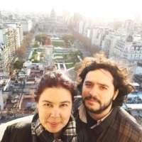 Buenos Aires vista do Palacio Barolo